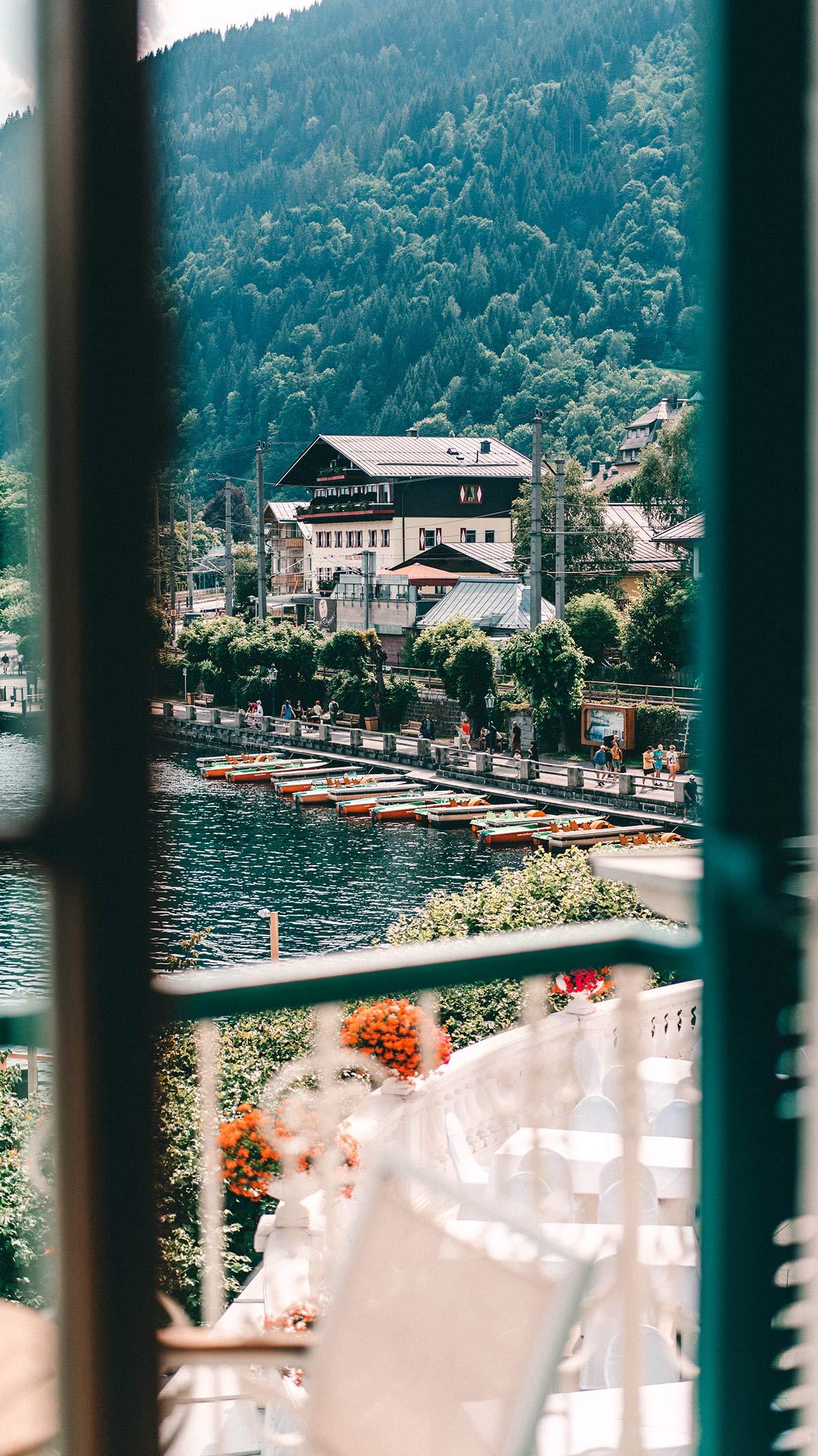 Aussicht Hotel Grand Hotel