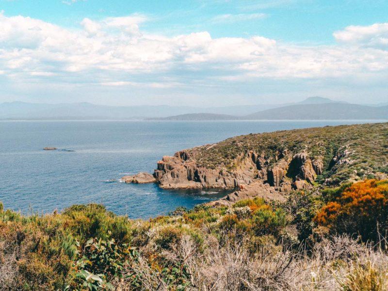 Bruny Island Australien