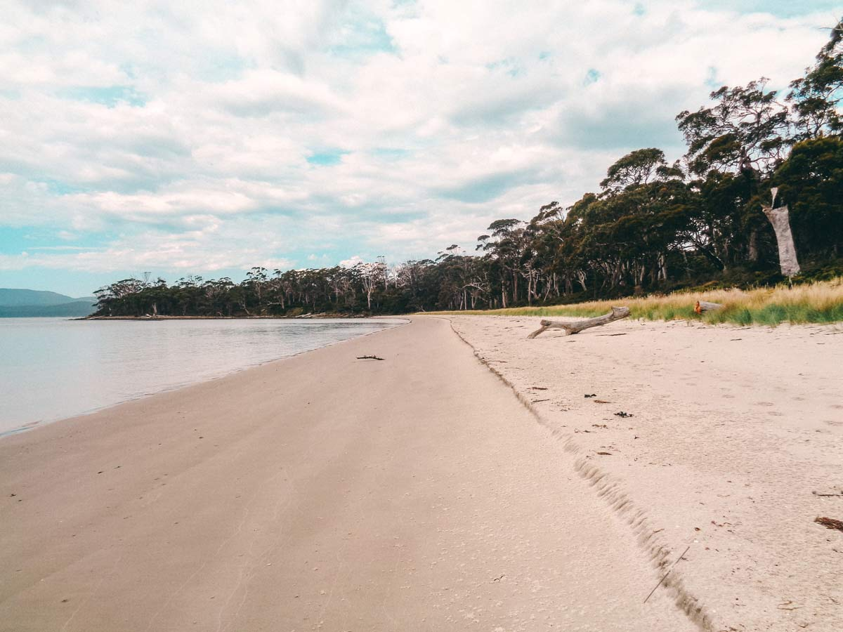 Bruny Island Strand