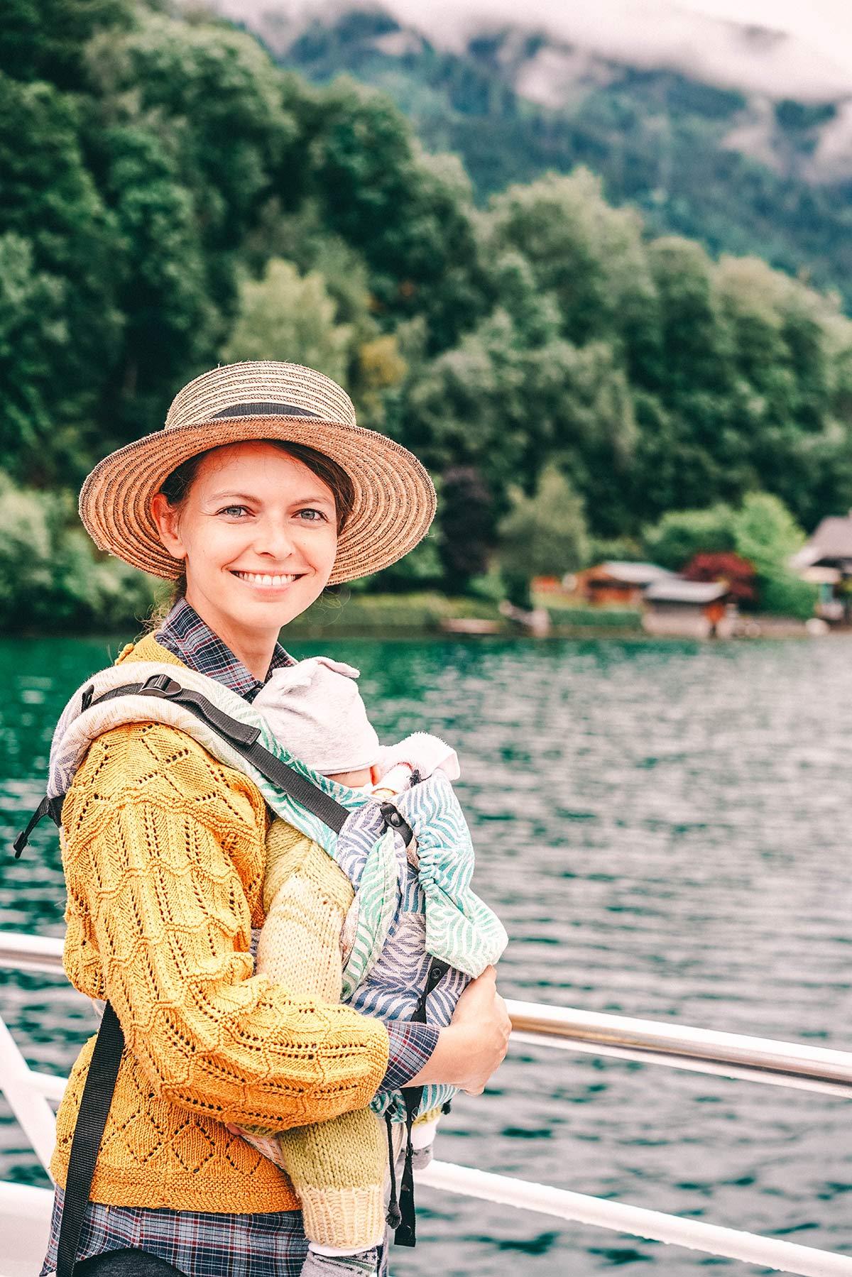 Christine Neder Bootsfahrt