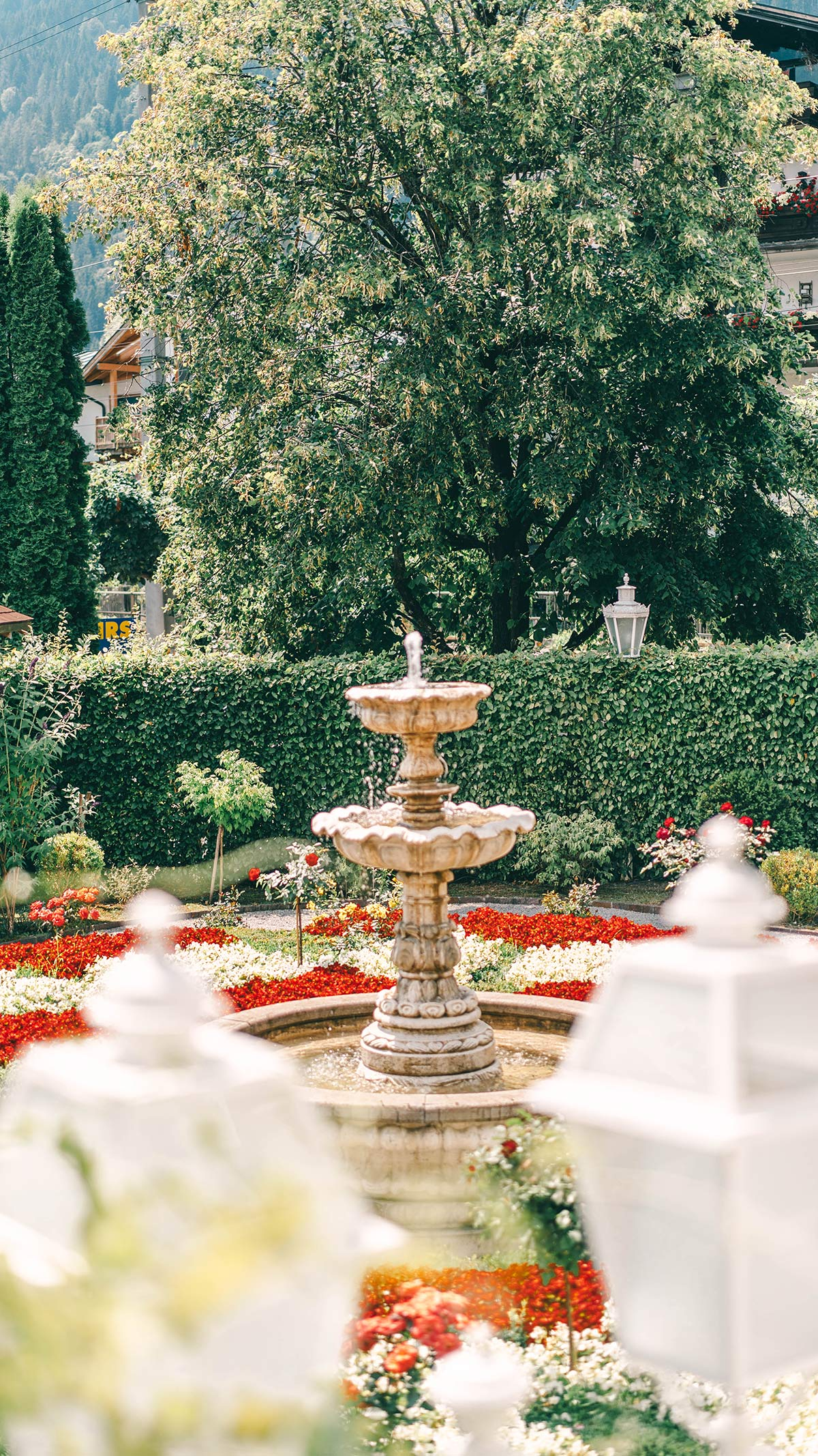 Garten Grand Hotel