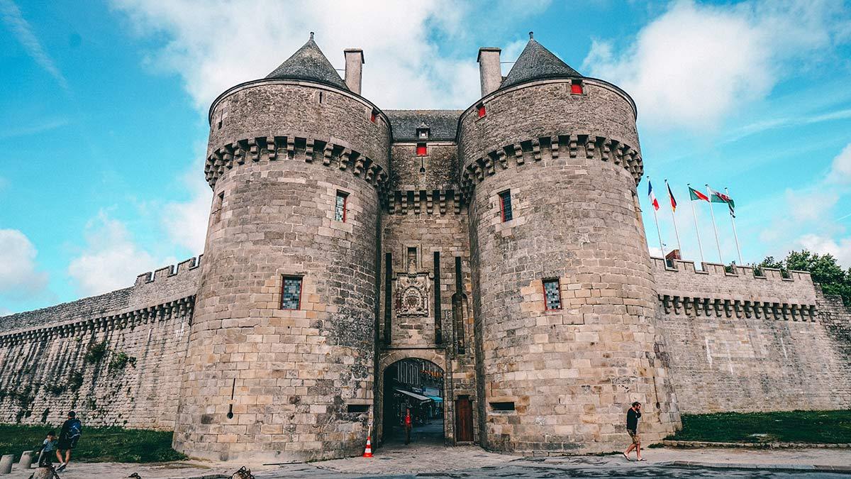 Guerande Porte St. Michel