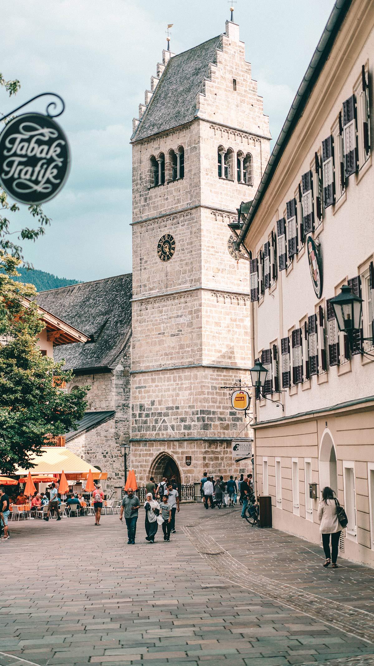 Innenstadt Zell am See