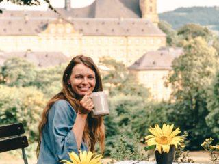 Kloster Banz Christine Waldschaenke
