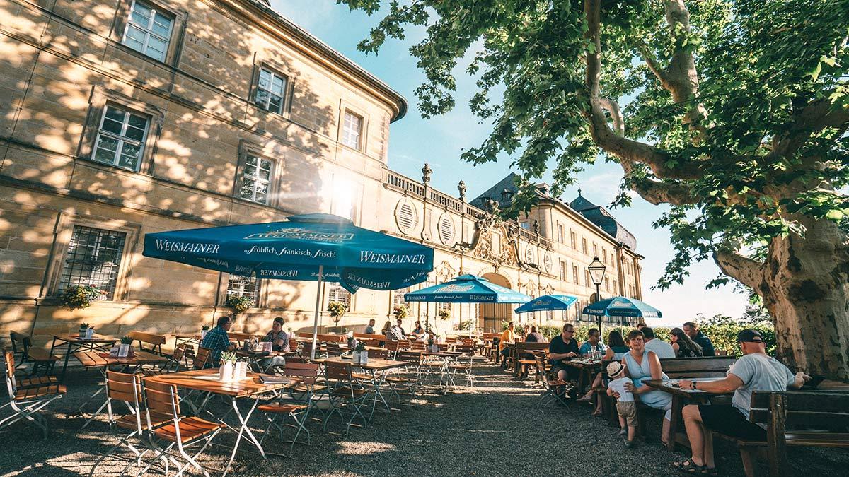 Kloster Banz Klosterschaenke