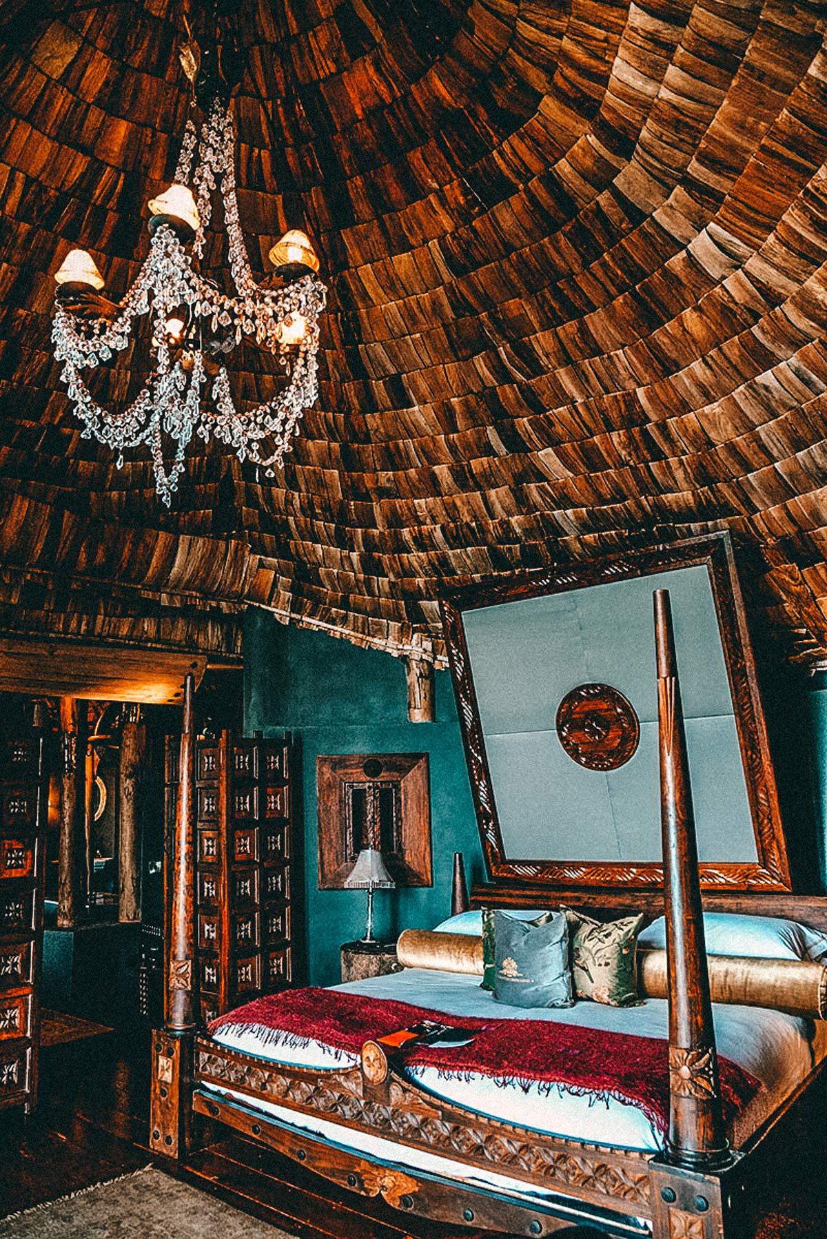 Ngorongoro Lodge Hotel Tansania