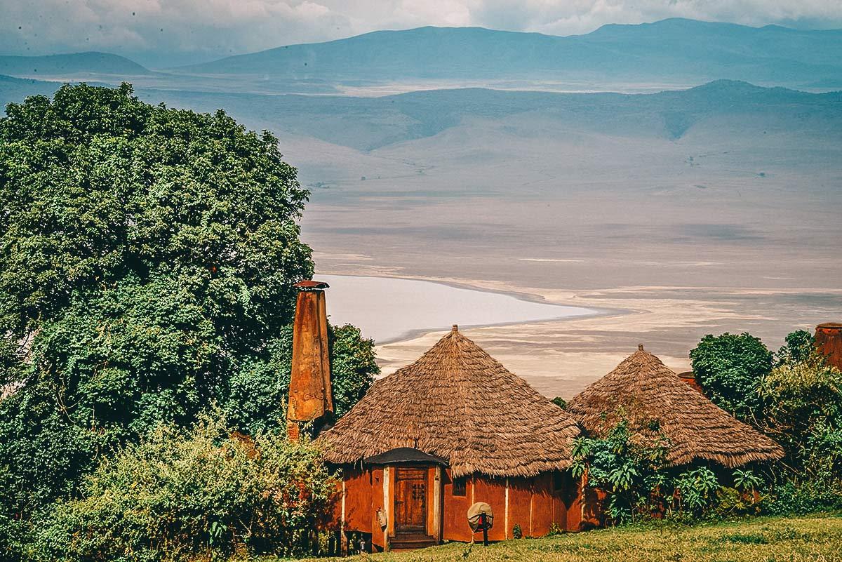 Ngorongoro Lodge Tansania