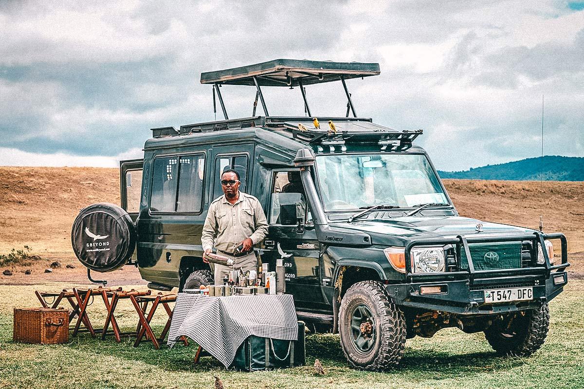 Ngorongoro Nationalpark Tour