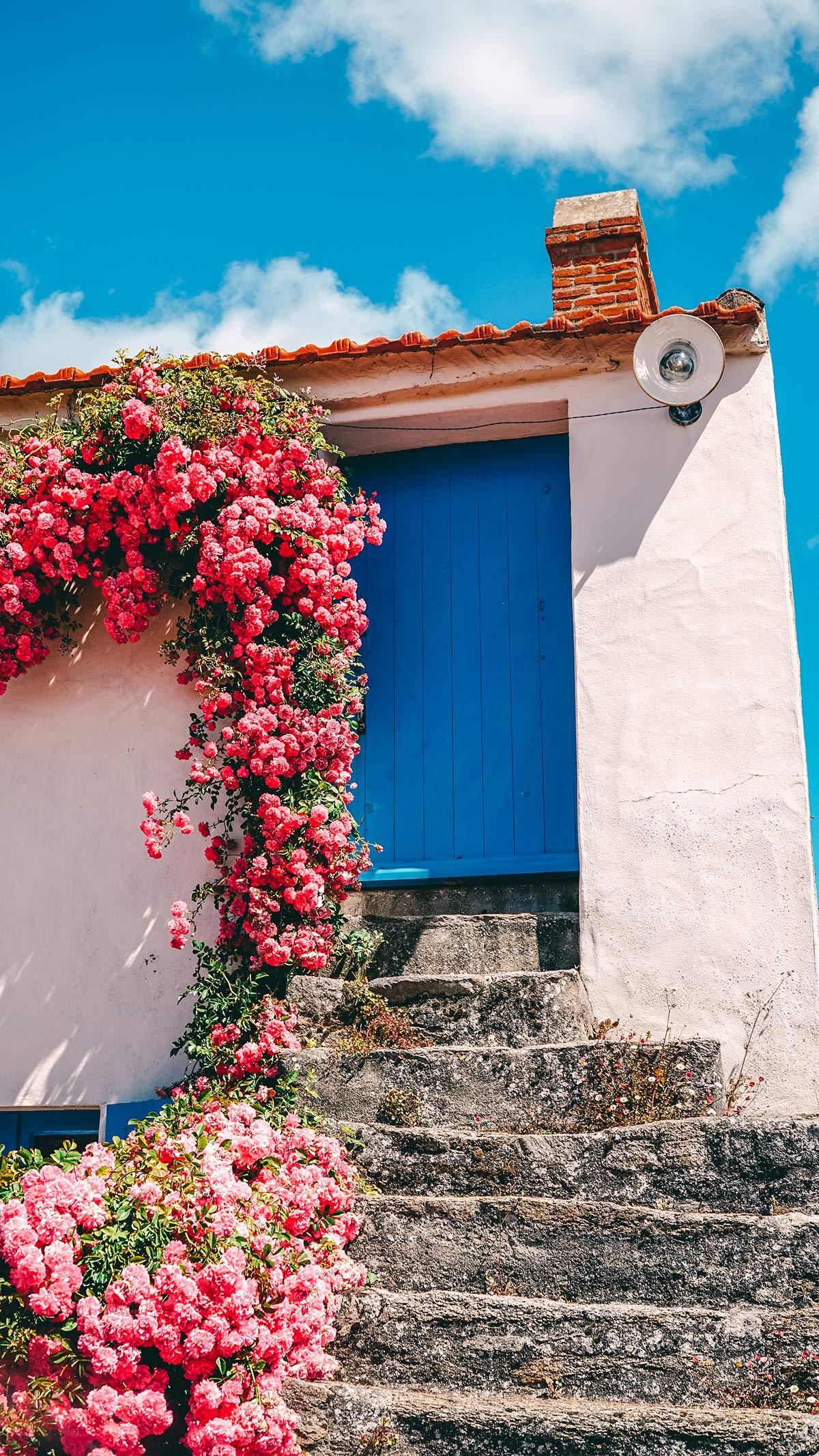 Noirmoutier Impression Gasse