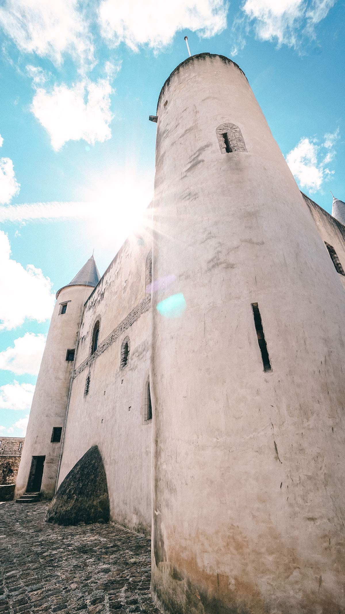 Noirmoutier Schloss