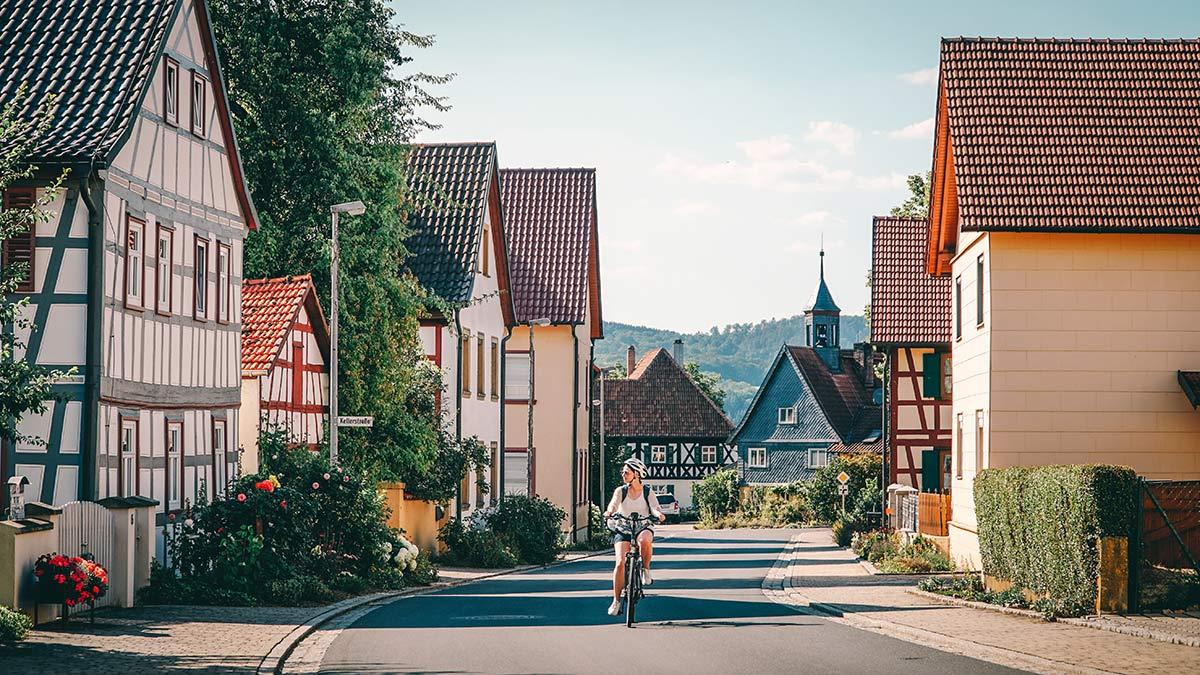 Radtour Unterzettlitz