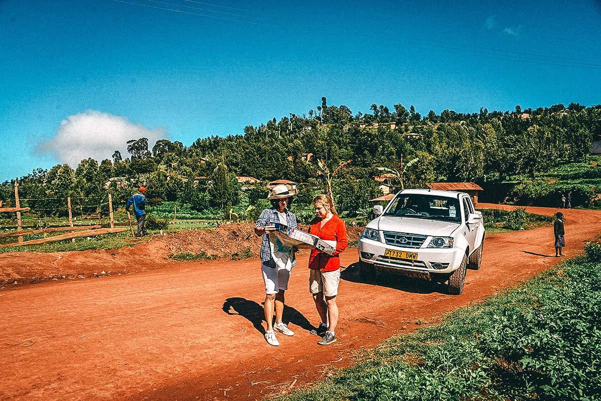 Roadtrip durch Tansania