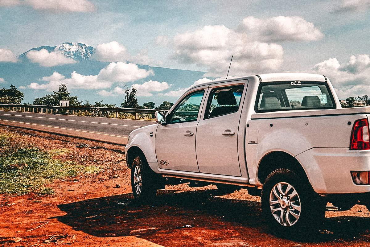 Roadtrip Self Drive Tansania