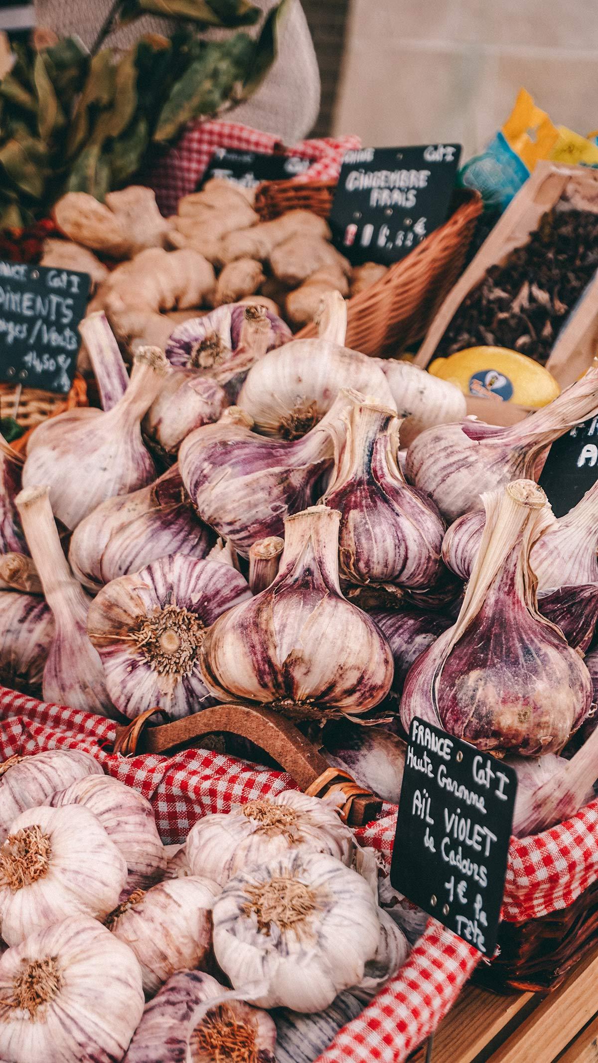 Saint Gilles Wochenmarkt