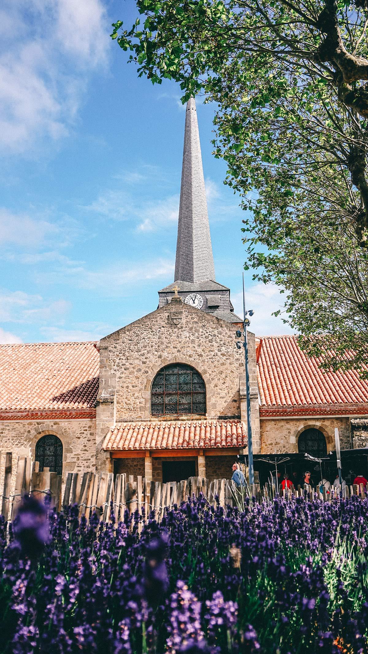 Saint Jean de Monts Ortsimpression