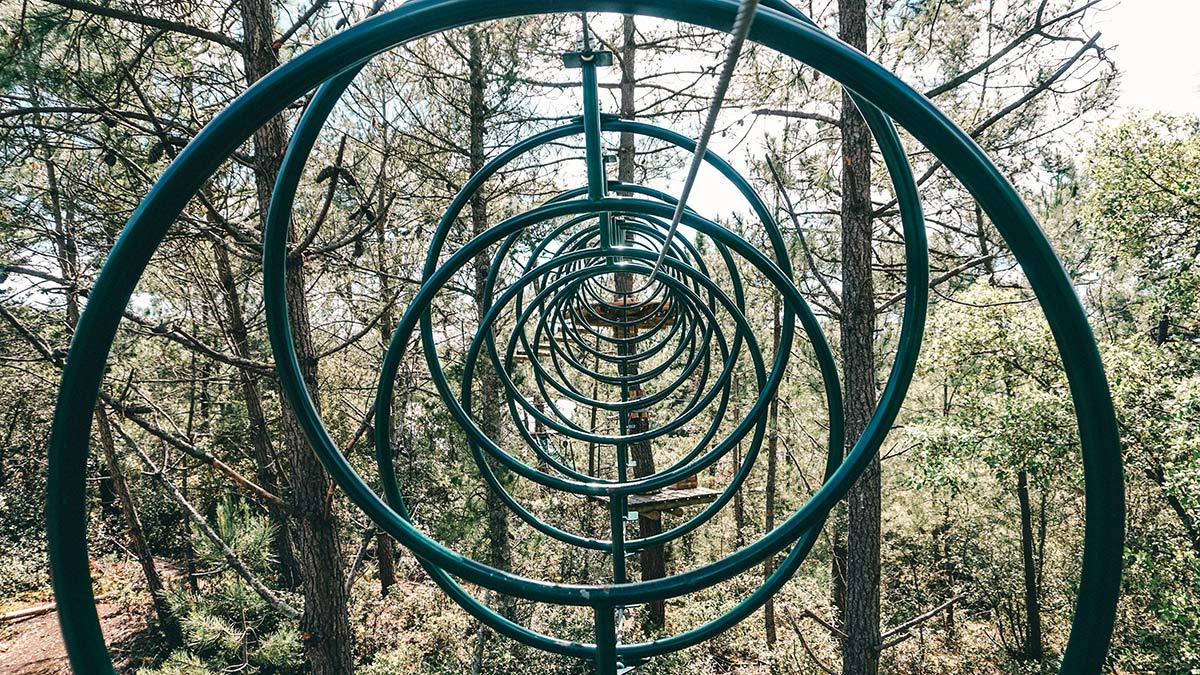 Saint Jean Explora Park Hochseilgarten