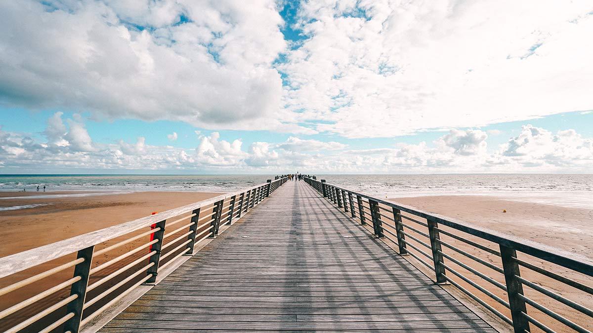Saint Jean Ufer Promenade