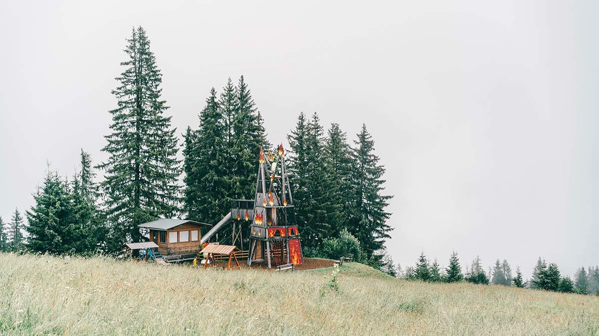 Spielplatz Zell am See