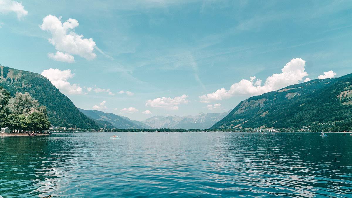Zell am See Kaprun See