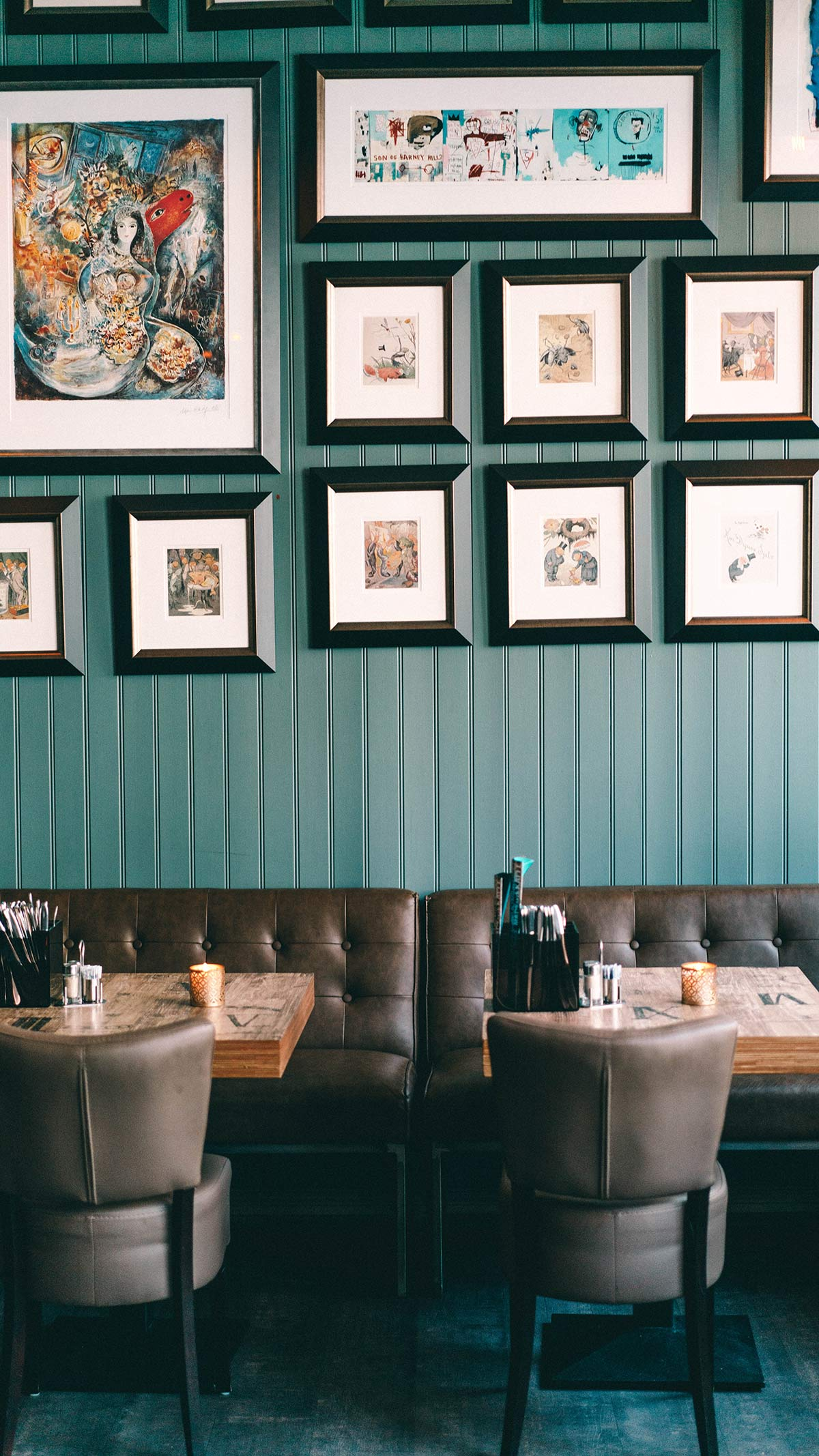 Alesund Restaurant Lyst