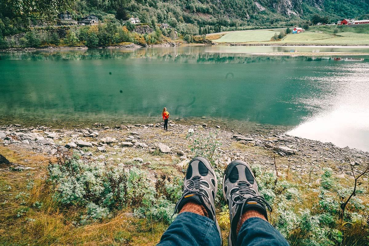 Andalsnes Campingplatz