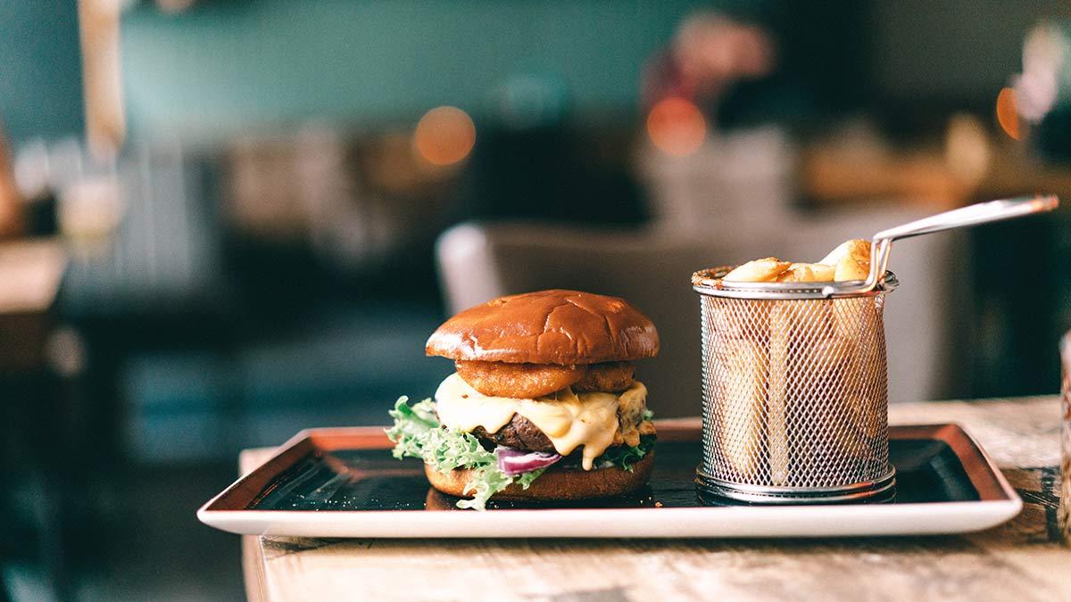 Burger Alesund