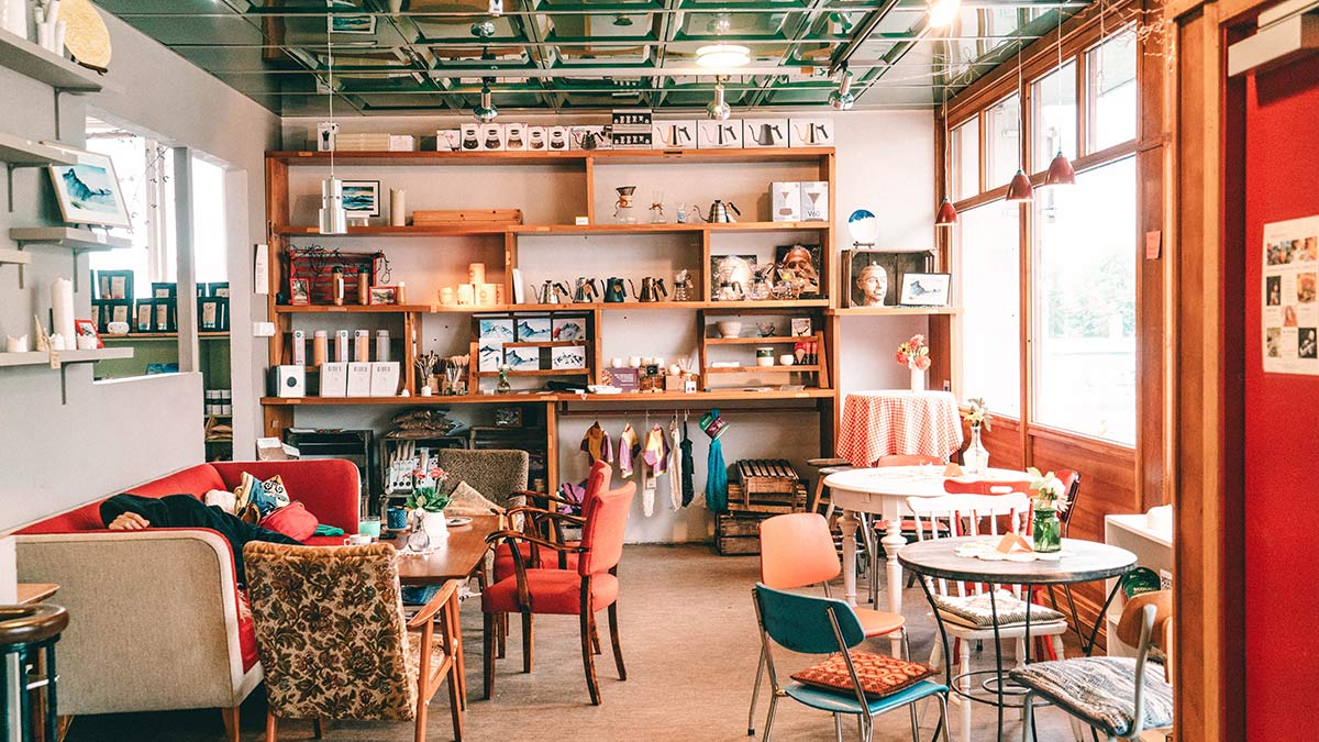 Cafe Sodahlhuset
