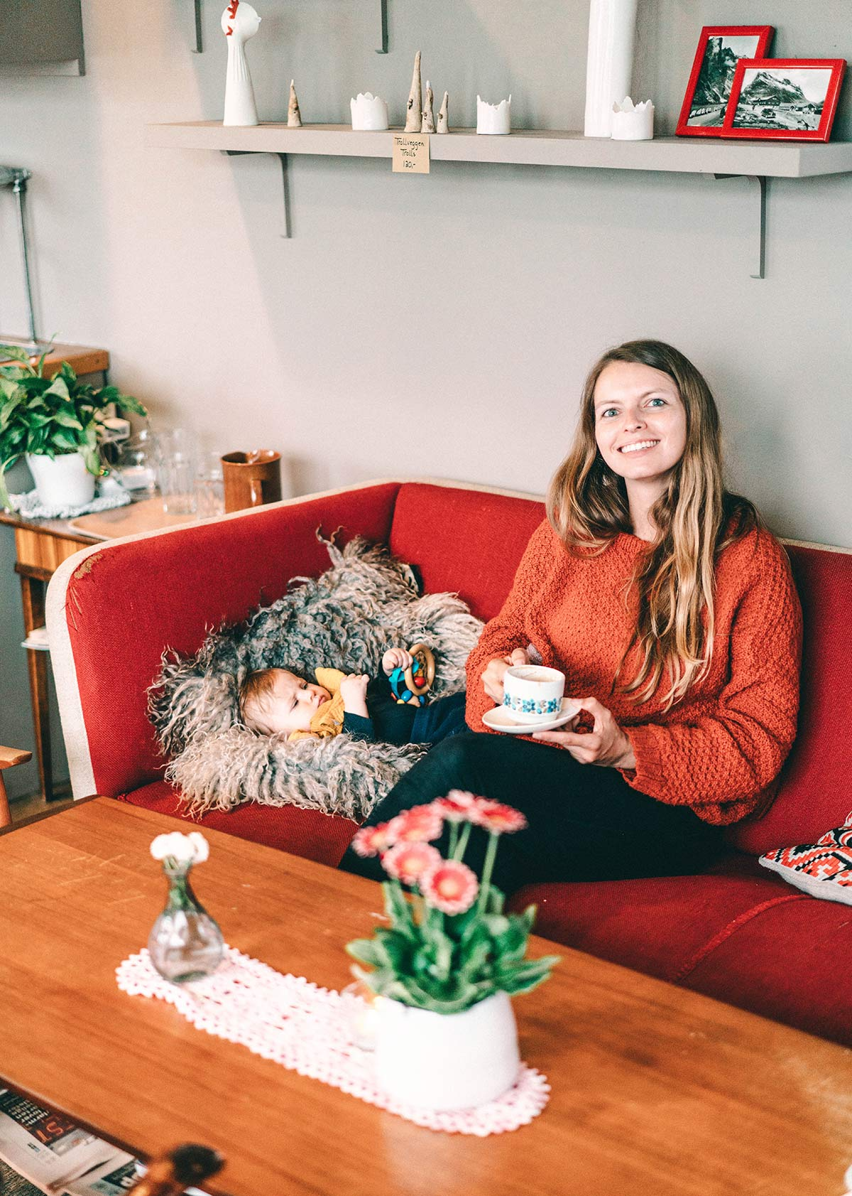 Christine Neder Sodahlhuset