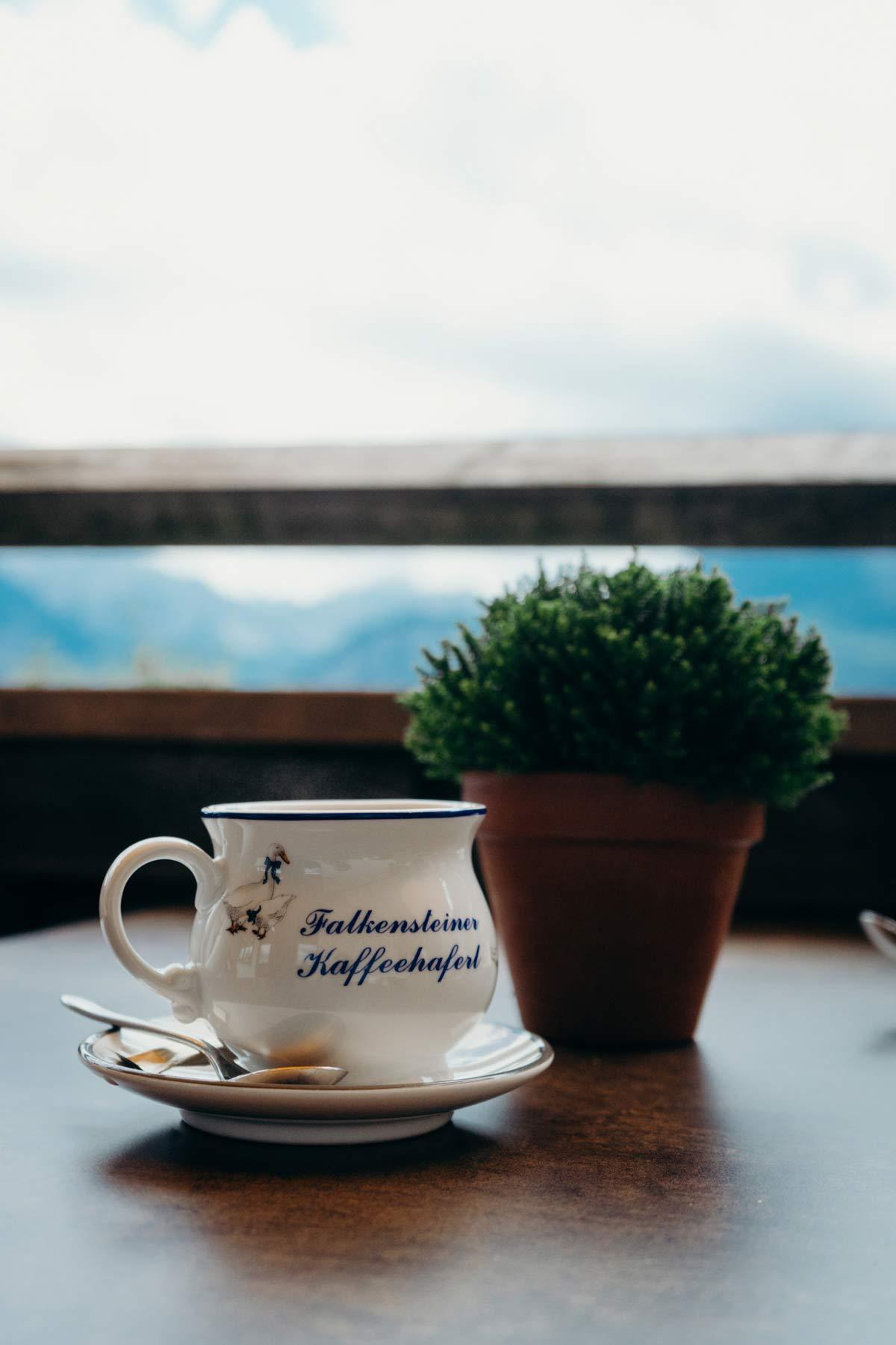 Falkensteiner Kaffeehaferl