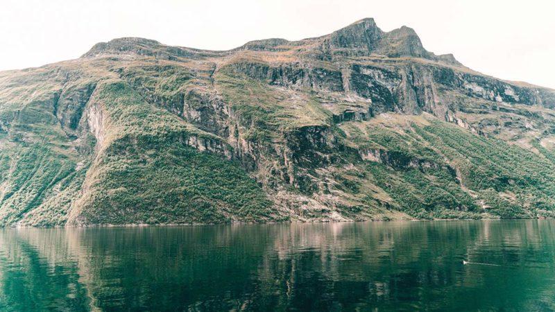 Geirangerfjord Bootsfahrt