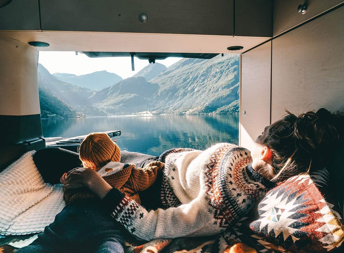 Geirangerfjord Campingplatz