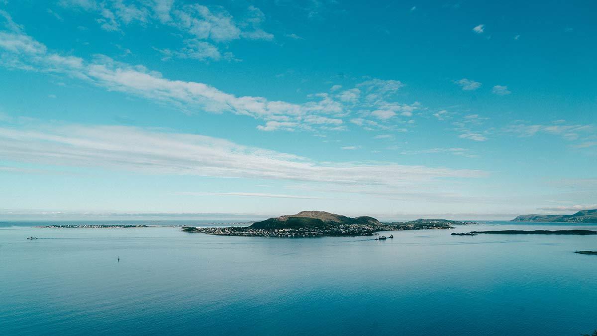 Insel Alesund
