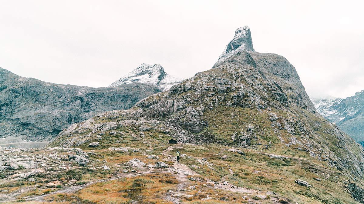 Litlefjellet Norwegen