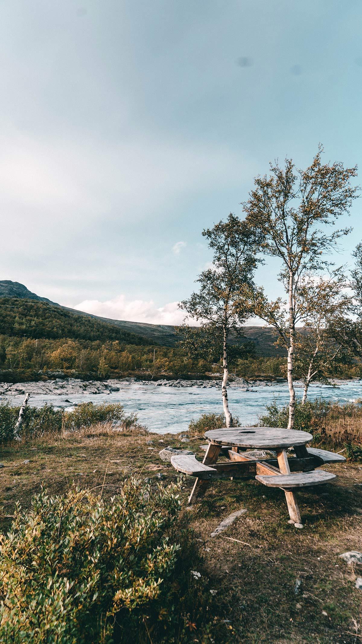 Mauvanger Campingplatz Besseggen