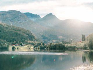 Norwegen Natur