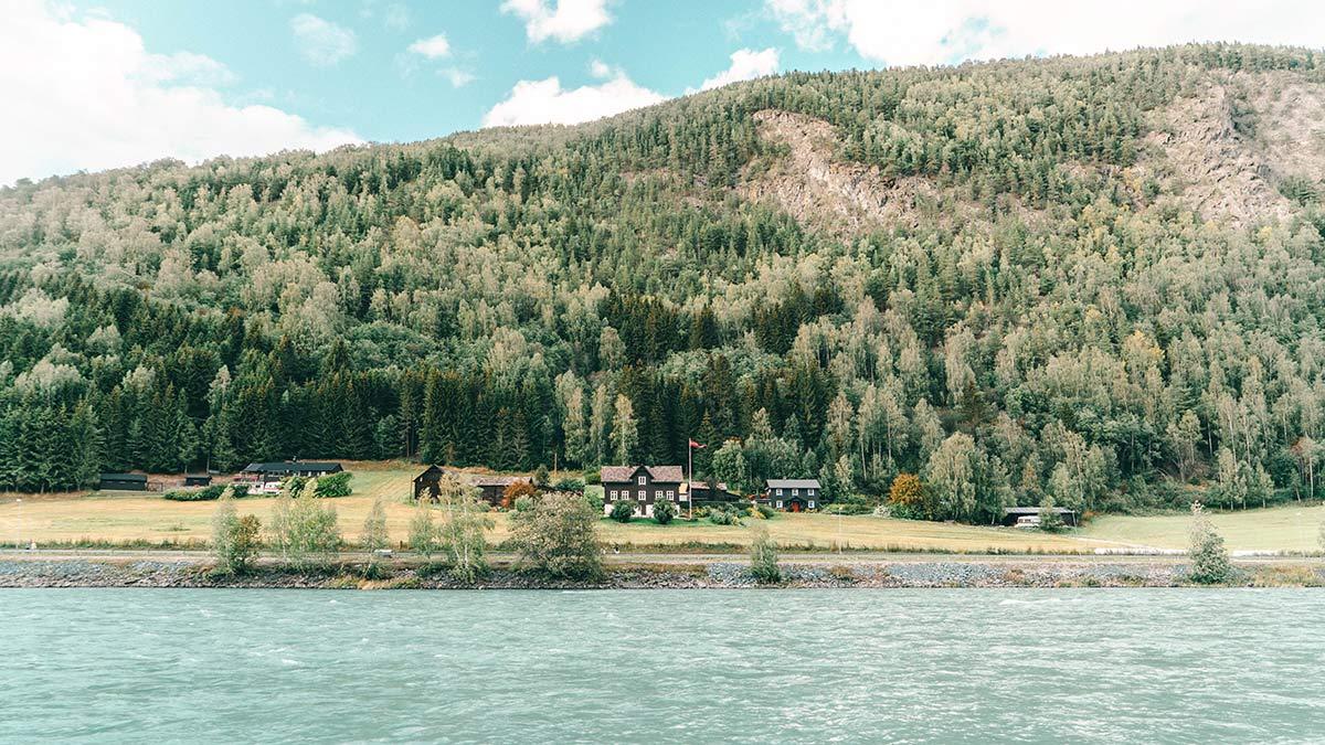 Norwegen Otta