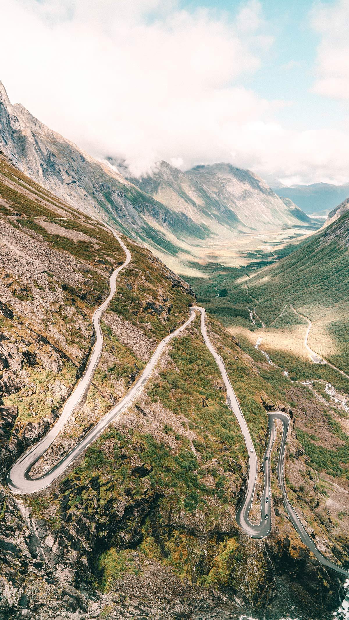 Panoramastrasse Trollstigen