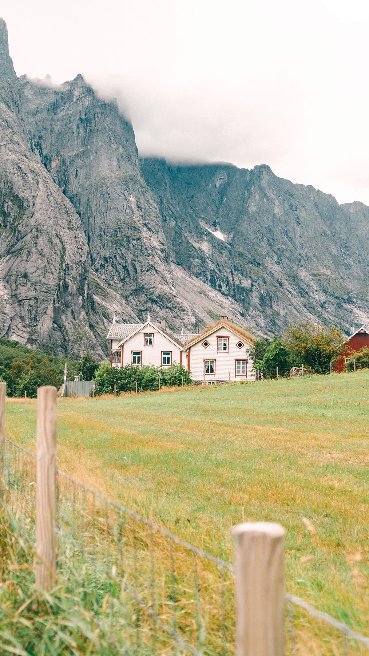 Raumdalen Norwegen