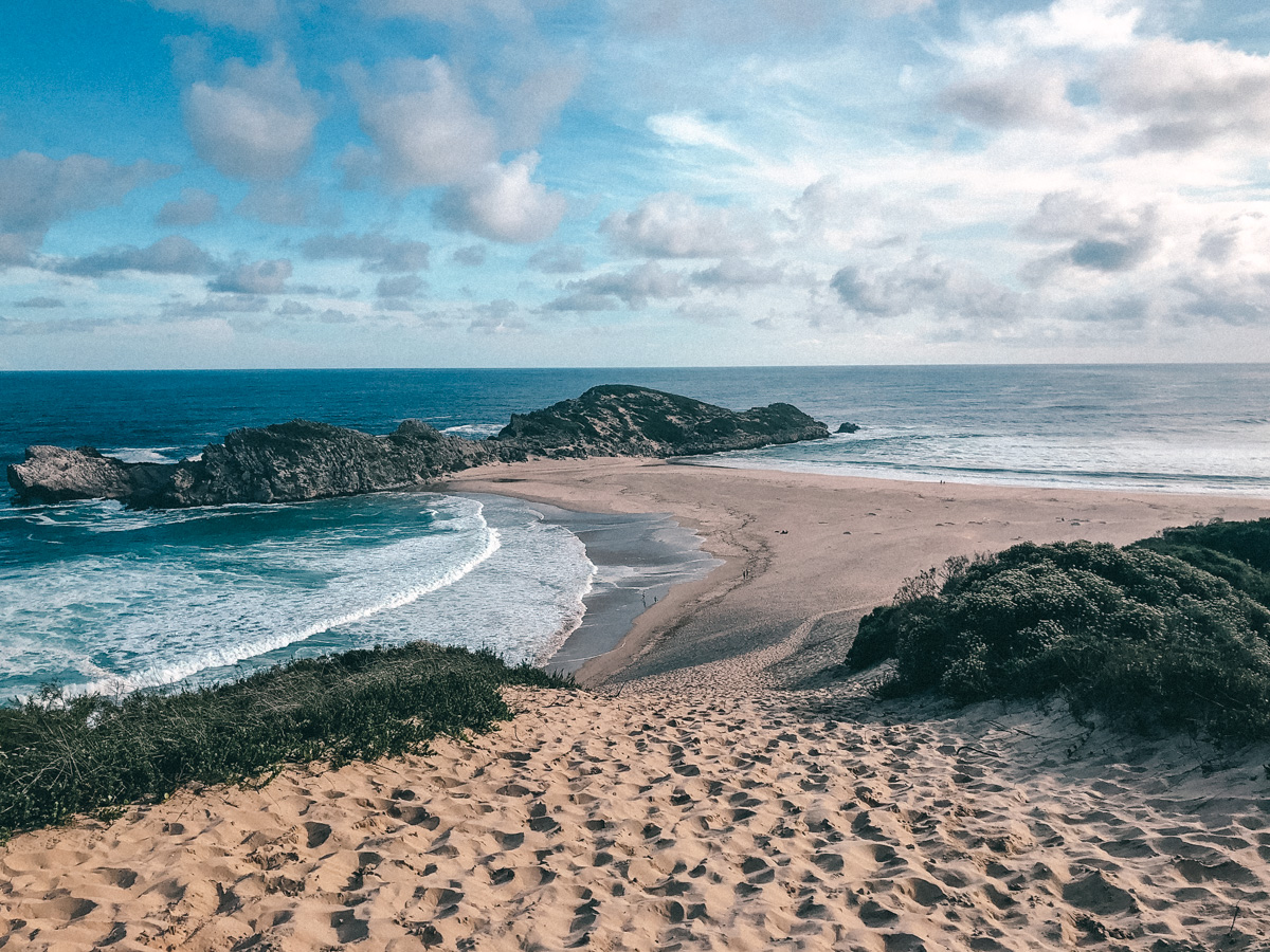 Robberg Nature Reserve in Plettenberg Bay