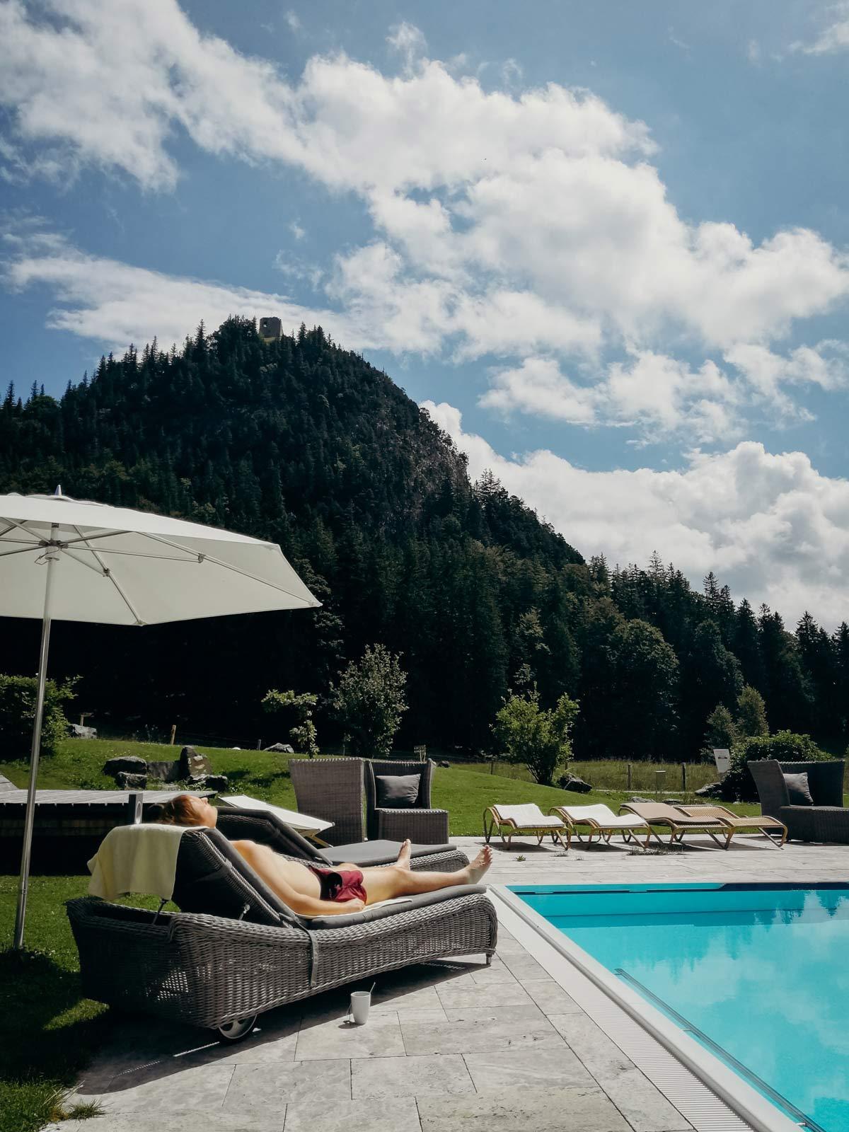 Schlossanger Alp Wellness
