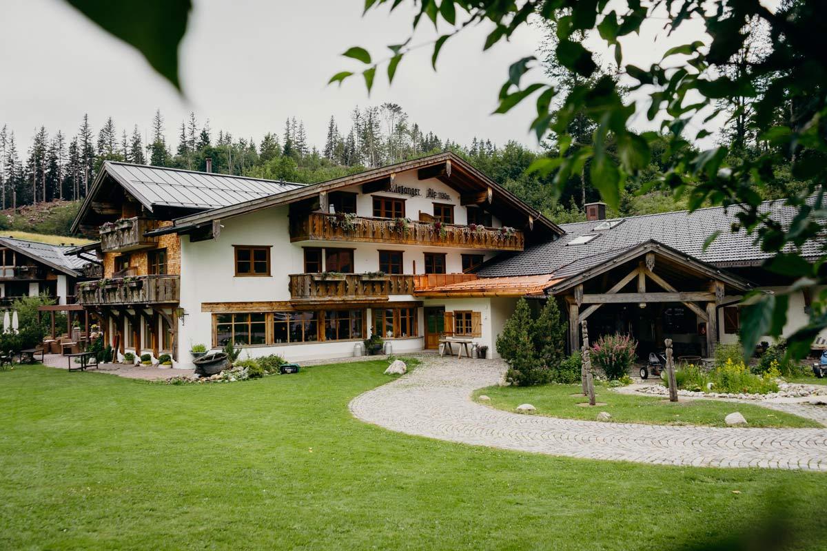 Schlossanger Alp