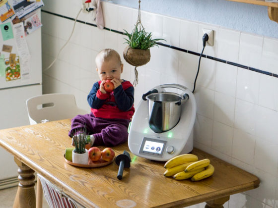 Thermomix mit Baby