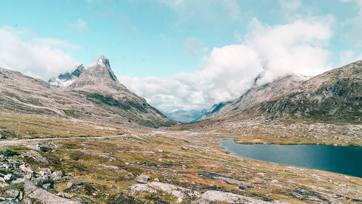 Trollstigen Landschaft