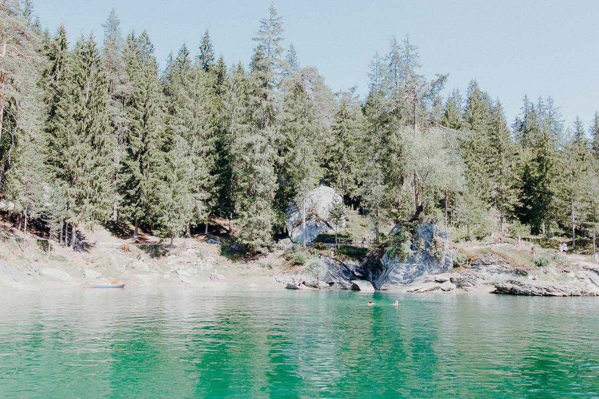 Flims Grüner See