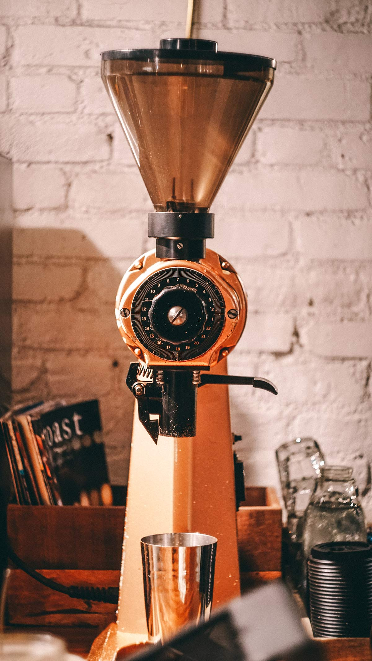 Forth Cafe Kaffee