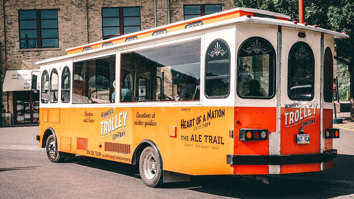 Winnipeg City Tour Trolley Company