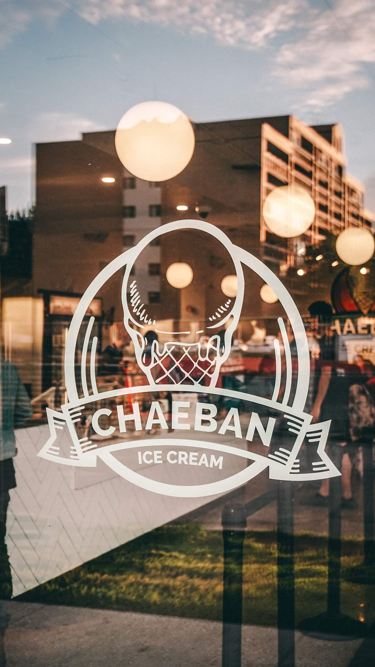 Winnipeg Eiscreme bei Chaeban