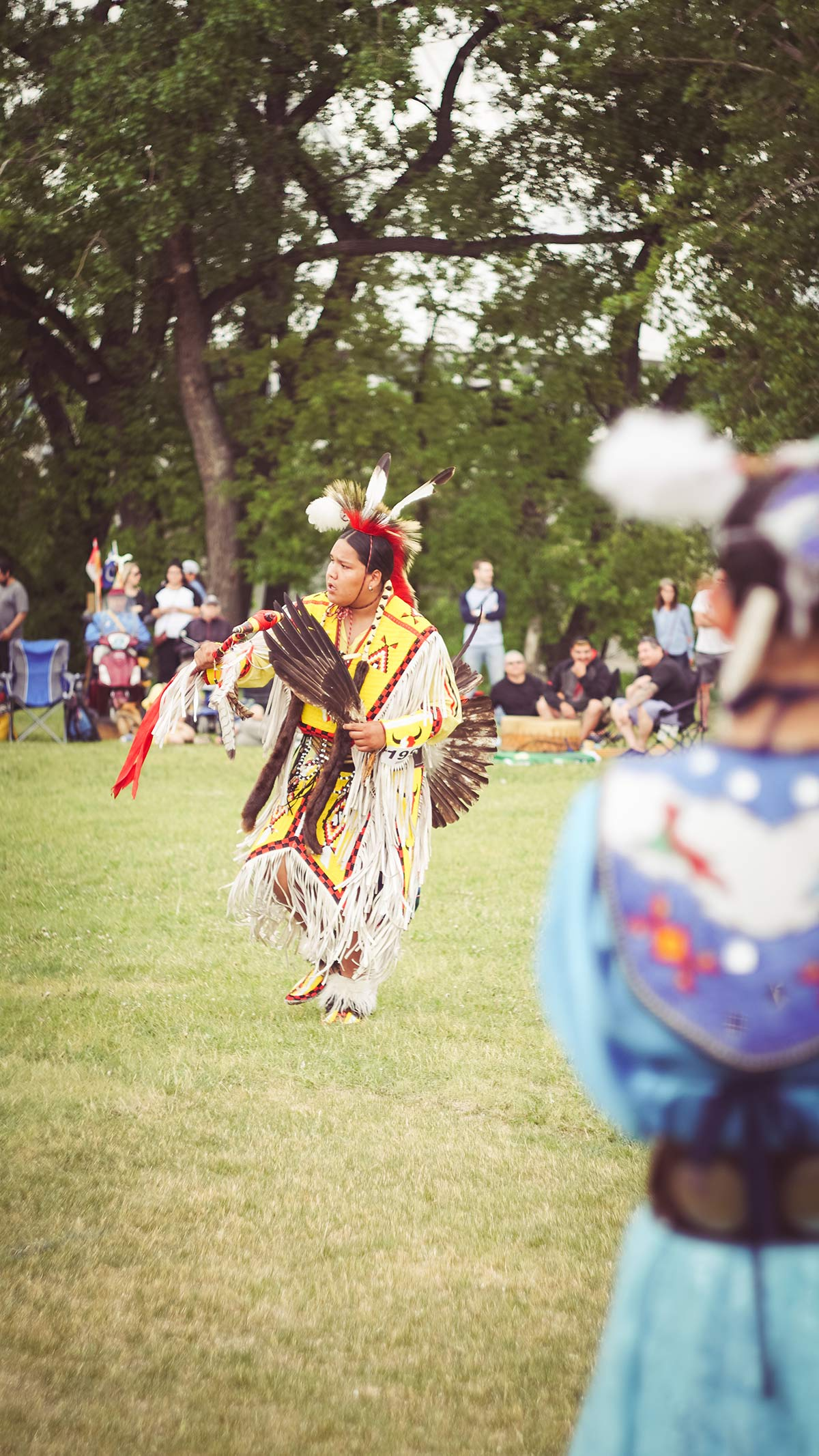 Winnipeg Indigenous Day Tanz