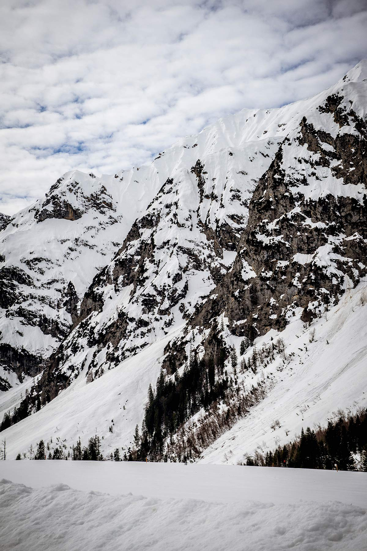oesterreich tirol achensee falzthurntal bergpanorama