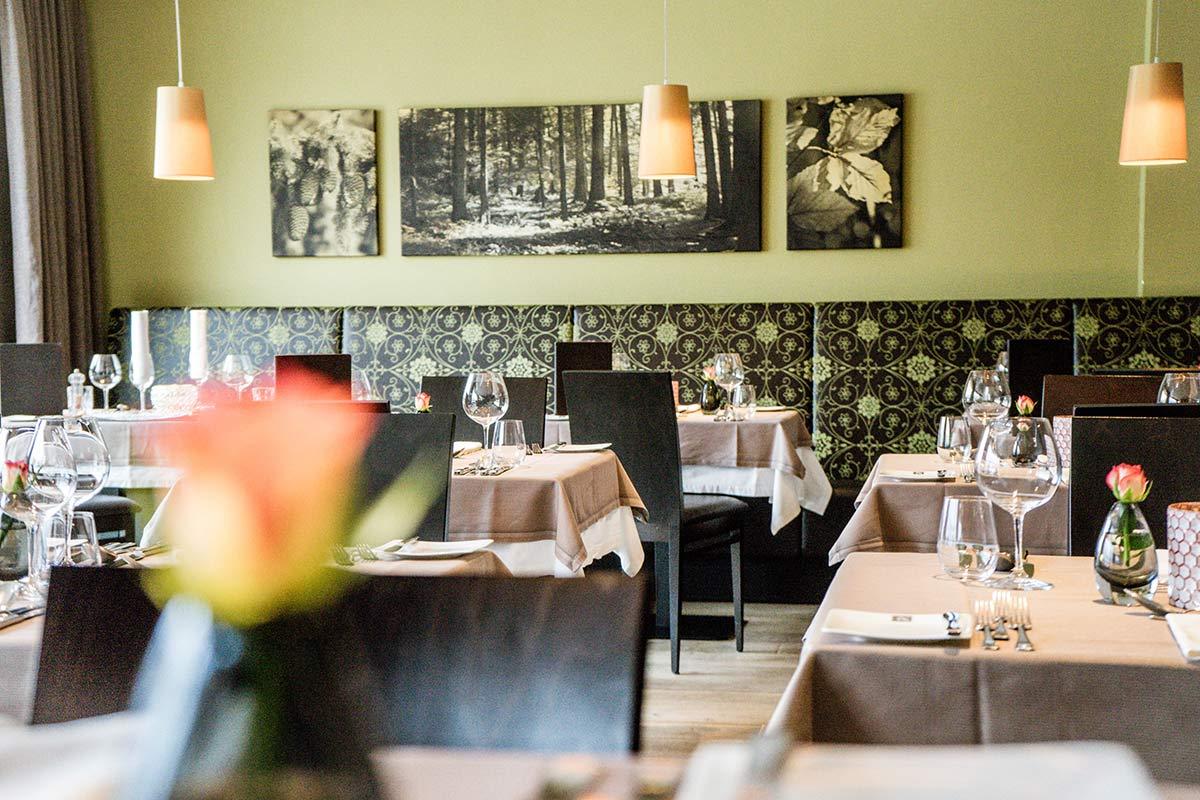 oesterreich tirol achensee hotel das kronthaler restaurant